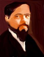 Debussy (Copyright 2001 Nadav Dafni)